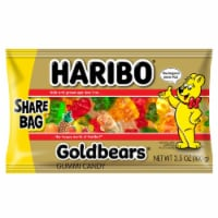 HARIBO Gummies Gold-Bears