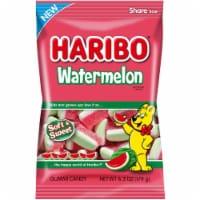 Haribo Watermelon Gummi Candy Share Size