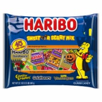 Haribo Sweet or Scary Gummy Candy Mix - 21.1 oz