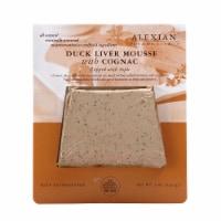 Alexian Duck Liver Mousse With Cognac