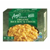 Amy's Vegan Rice Macaroni & Cheeze