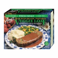 Amy's Veggie Loaf Meal Frozen Meal