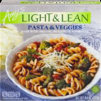 Amy's Light & Lean Pasta & Veggies