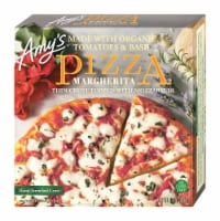 Amy's Margherita Pizza - 13 oz