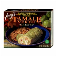Amy's Tamale Verde Cheese