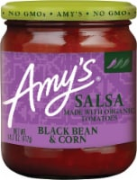Amy's Black Bean & Corn Salsa