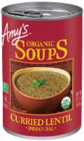 Amy's Organic Indian Dal Curried Lentil Soup