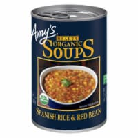 Amy's Organic Hearty Spanish Rice & Red Beans Soup