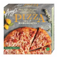 Amy's Vegan Margherita Pizza