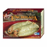 Amy's Roasted Poblano Enchilada Frozen Meal