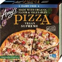 Amy's Vegan Supreme Pizza - 14 oz