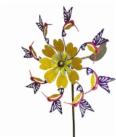 Echo Valley Flora-Fauna Butterfly & Hummingbird Pinwheel Variety Pack