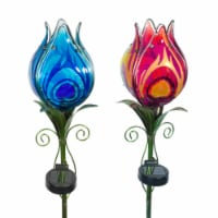 Echo Valley Large LunaLite Tulip Stake - Assorted