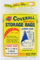 Warp Brothers Banana Bags Heavy Weight Jumbo Storage Bags - 2 Pack