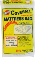 Warp's Queen/Full Coverall Plastic Mattress Bag