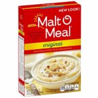 Malt-O-Meal Original Hot Wheat Cereal, 28 ounce -- 12 per case