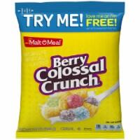 Malt-O-Meal Berry Colossal Crunch Cereal - 10 oz