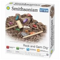 NSI International Smithsonian Rock & Gem Dig Kit