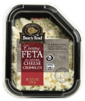 Boar's Head Creamy Feta Cheese Crumbles