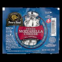 Boar's Head Fresh Mozzarella Cheese Ball