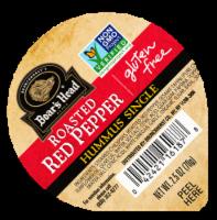 Boar's Head Roasted Red Pepper Hummus Single