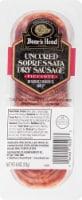 Boar's Head Sliced Piccante Sopressata Dry Sausage