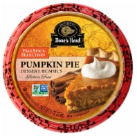 Boar's Head Seasonal Selection Pumpkin Pie Dessert Hummus