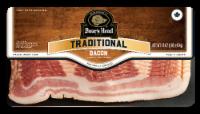 Boar's Head Traditional Naturally Smoked Sliced Bacon