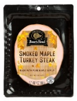 Boar's Head Smoked Maple Turkey Steak