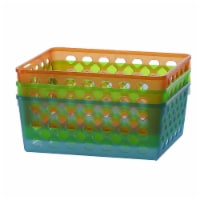 Officemate Supply Basket - Assorted