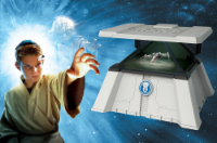 The Force Trainer II: Hologram Experience (iOS or Android Tablet Required)