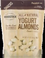 Woodstock All Natural Sweet & Crunchy Yogurt Almonds - 8.5 oz