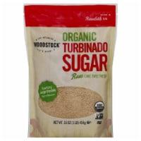 Woodstock Farms Organic Turbinado Sugar