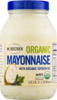 Woodstock Organic Mayo with Soybean Oil
