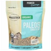 Woodstock Power Cravings Organic Paleo Go Snack Mix - 6 oz