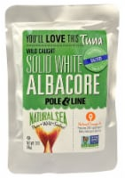 Natural Sea Pole & Line Solid White Albacore Tuna