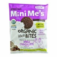 Woodstock Organic Dark Chocolate Rice Bites