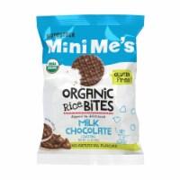 Woodstock Organic Milk Chocolate Rice Bites
