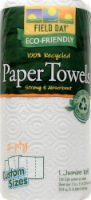 Field Day 100% Recycled Jumbo Paper Towel Rolls