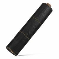 DeWitt Sunbelt 3' x 300' Woven Weed Barrier Landscape Fabric Ground Cover, Black - 1 Piece