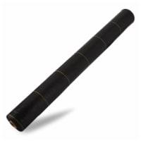 DeWitt Sunbelt 6' x 300' Woven Weed Barrier Landscape Fabric Ground Cover, Black - 1 Piece