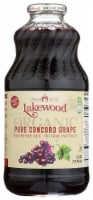 Lakewood Organic Pure Concord Grape Juice