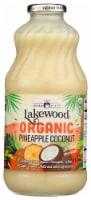 Lakewood  Organic Cocktail Juice Nectar   Pineapple Coconut Blend