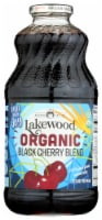 Lakewood Organic Pure Black Cherry Juice