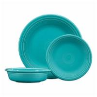 Fiesta Classic Dinnerware Set - Turquoise