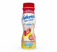 El Mexicano Strawberry Banana Drinkable Yogurt