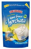 El Mexicano Hecho con Arroz Molido Agua Fresca de Horchata Drink Mix
