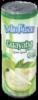 Latin Fusion Green Guava Juice