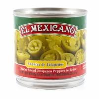 El Mexicano Nacho Jalapenos