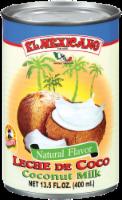 El Mexicano Coconut Milk
